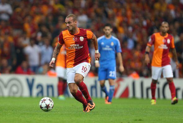 El Galatasaray desaprovechó unos cuantos contragolpes y lo pagar&...
