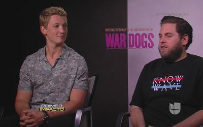 Se acerca el estreno en cines de la comedia de acción 'War Dogs'
