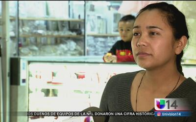 """La Mesa: """"Me vine a escondidas de mi papá"""", la historia de una inmigrant..."""