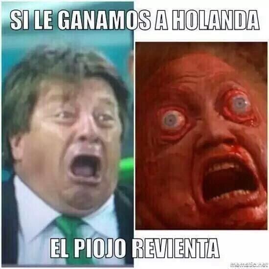 ¿Así quedará si triunfa México ante Holanda? Mira aquí los videos más ch...