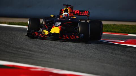 Así es el RB13, el nuevo monoplaza de Red Bull