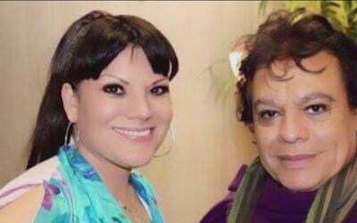 """Diana Reyes: """"mis inicios fueron como telonera de Juan Gabriel"""""""