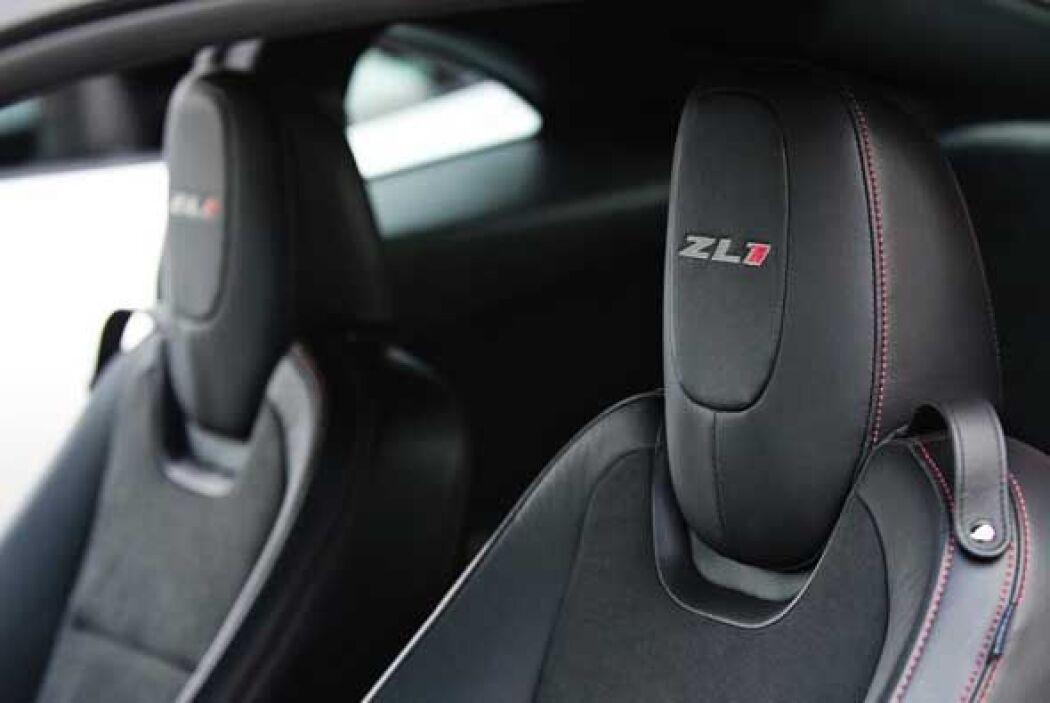 """El Camaro ZL1 es la reinterpretación """"extrema"""" del afamado auto deportiv..."""