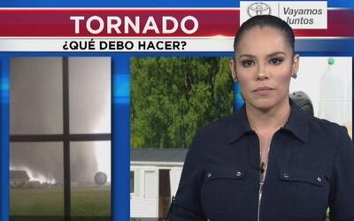 Alerta por tormentas y tornados en Illinois durante este martes 28 de fe...
