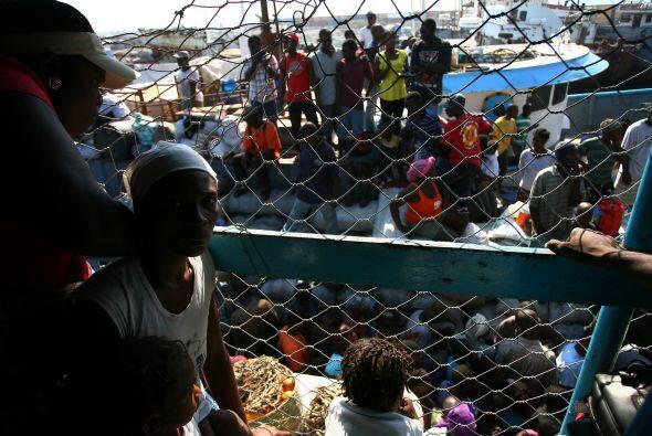 Tan sólo en 2009, la economía de Haití generó $6.908 millones lo que lo...