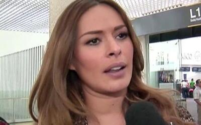 Galilea Montijo explicó cuál es el pleito con Laura Bozzo