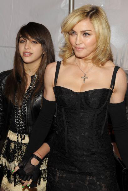 Pero ser la hija de Madonna trajo muchas ventajas para Lourdes. Una de e...