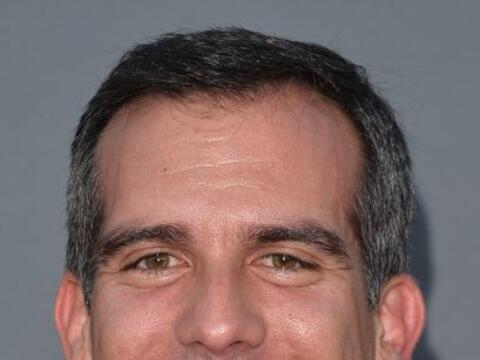 El Alcalde latino de Los Ángeles, Eric Garcetti, cumplió sus primeros 10...