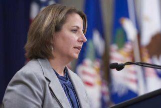 Lisa Monaco podría convertirse en la primera mujer en dirigir el FBI. (I...