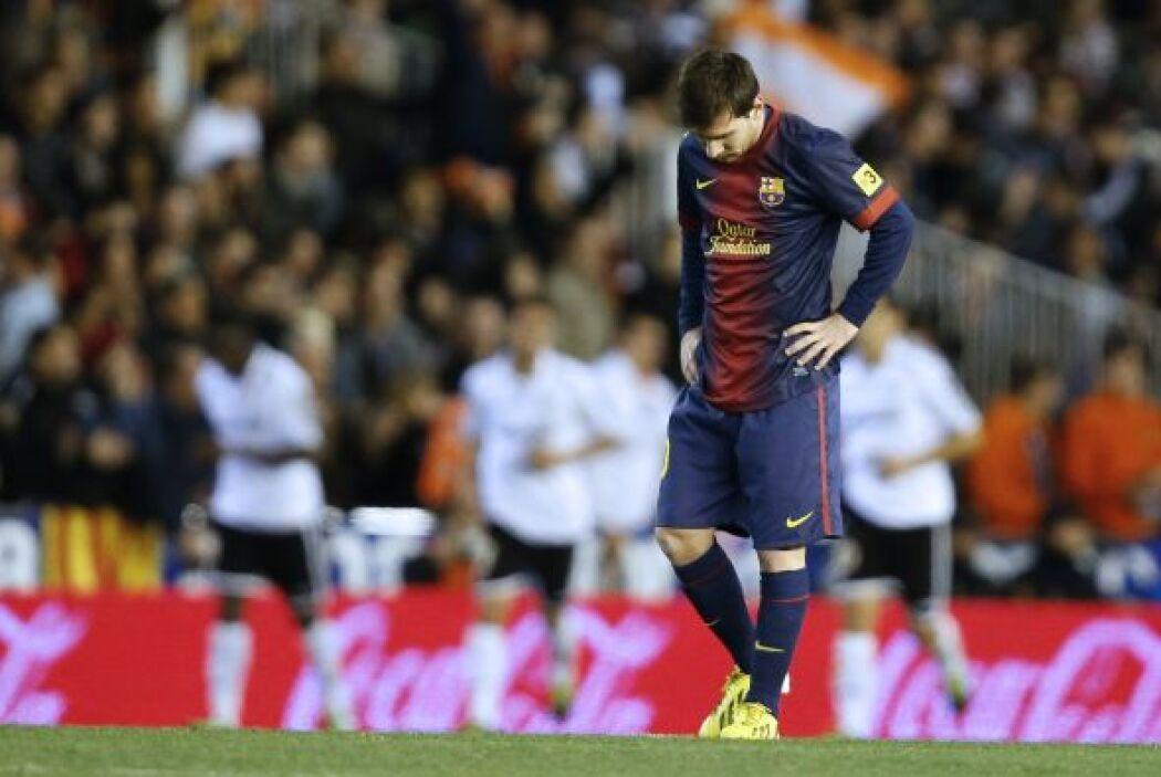 Barcelona sabía que era superado por el rival y tenía que hacer algo de...
