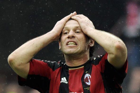 Al final fue un mal resultado para el Milan, que aún lidera la liga ital...