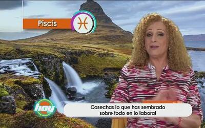 Mizada Piscis 24 de mayo de 2016