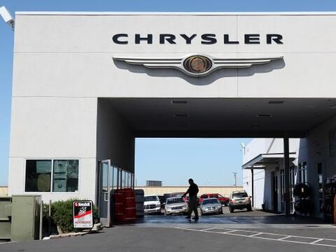 Chrysler ganó $116 millones