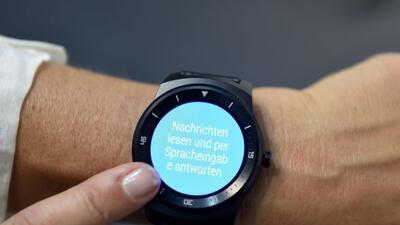LG se suma a la carrera de los smartwatch circulares con el G Watch R.