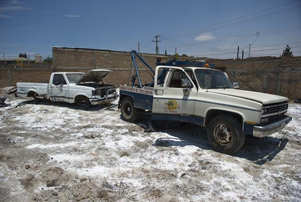 Los cadáveres encontrados en diversas narcofosas de Durango y Tamaulipas...
