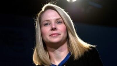 Documentos de la compañía revelaron que a la reciente CEO de Yahoo se le...