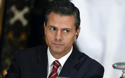 ¿Por qué el presidente Peña Nieto tardó tanto en ir a Estados Unidos?