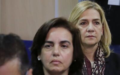 La infanta Cristina irá a prisión pero solo a visitar a su marido