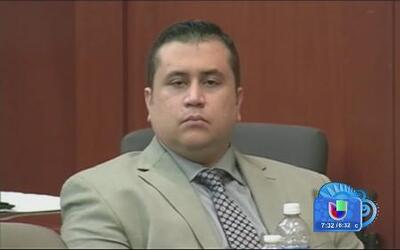 George Zimmerman vuelve a corte