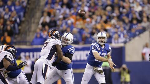 Colts 27 - 24 Broncos: Colts le quita el invicto a Denver sin récord de...