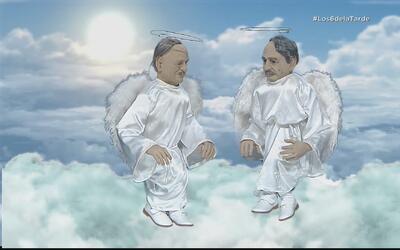 """""""Los Angelitos"""" opinan sobre el Bono de Navidad"""