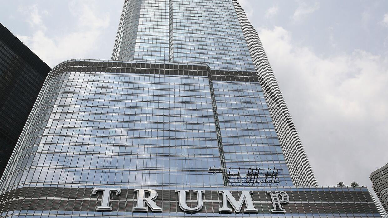 Se registró una falsa alarma de bomba en la Torre Trump de Chicago