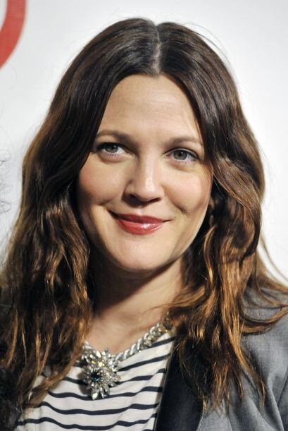 Recientemente Drew Barrymore incursionó en el mundo de la moda al...
