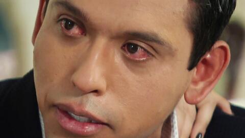 Adelanto: Iván Aguilera pide al público que respeten la voluntad de su p...