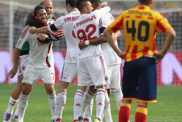 El Milan sacó un resultado que parecía casi imposible al v...
