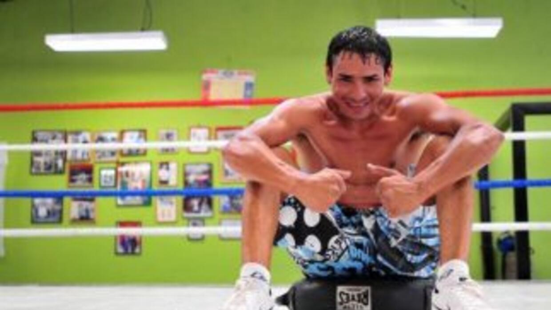 Márquez preparado para Nishioka (Foto: Zanfer vía facebook)