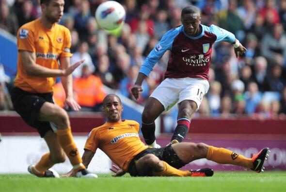 El partido terminó empatado en 0. Con dicho resultado, Wolverhampton acu...
