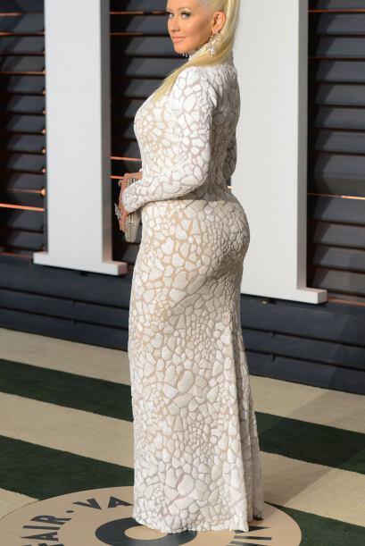 Y después de su segundo embarazo la cantante se dejó ver así... con un n...