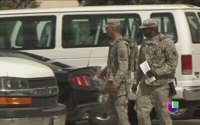 La Guardia Nacional inicia operaciones en Texas