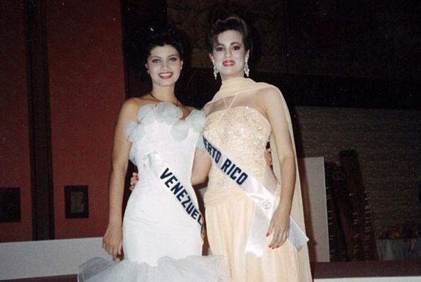 Calypso fue su primera telenovela.