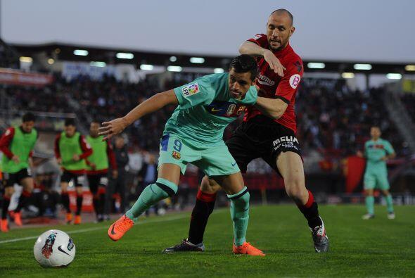 El chileno Aléxis Sánchez volvió a ser titular.