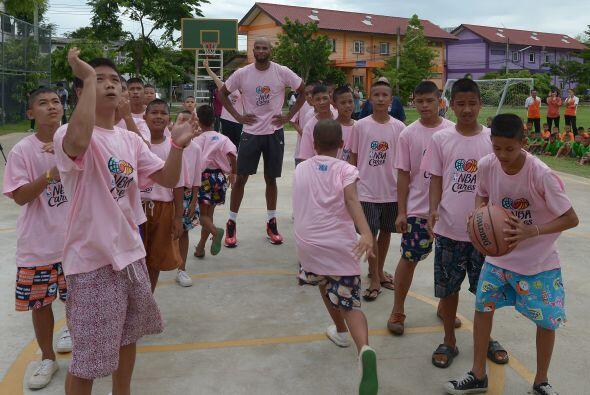 El campamento nacional de formación comenzó en la Escuela...