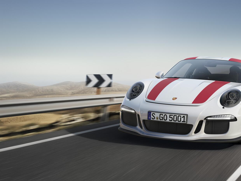 Imágenes Porsche 911 R