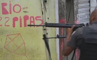 Reina la violencia a pocos días de los Juegos Olímpicos