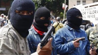 Según cálculos, en Venezuela hay unos 12 millones de armas ilegales la m...