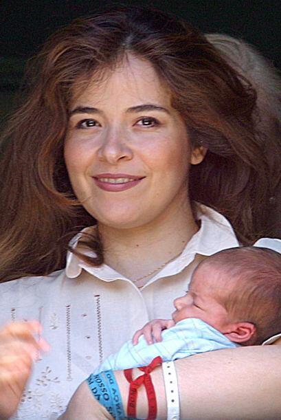 Gloria sorprendió al anunciar desde Brasil que estaba embarazada. El 18...