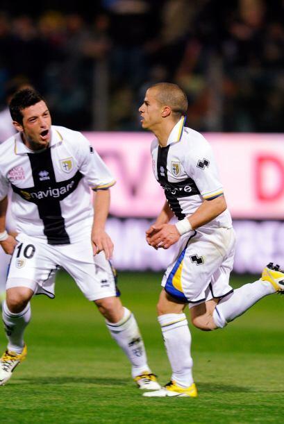 Giovinco es la figura del Parma y se va convirtiendo en un importante ju...