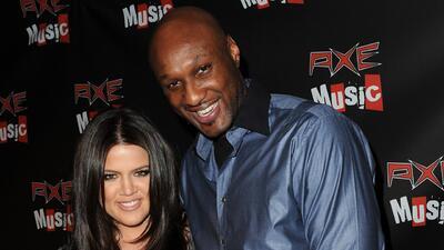 Khloé admitió las infidelidades de Lamar