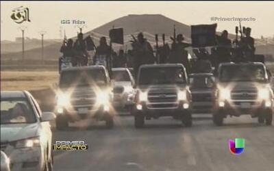 Ofensiva contra el Estado Islámico
