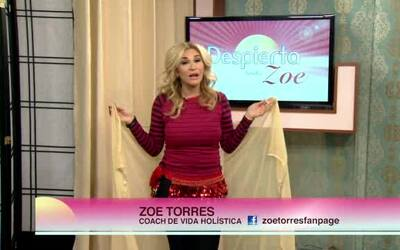 Aprende a mover las caderas con Coach Zoe