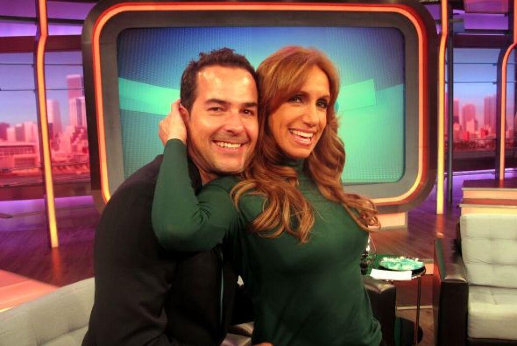 """""""Gracias a la gente de Univision, desde el presidente hasta la señora de..."""
