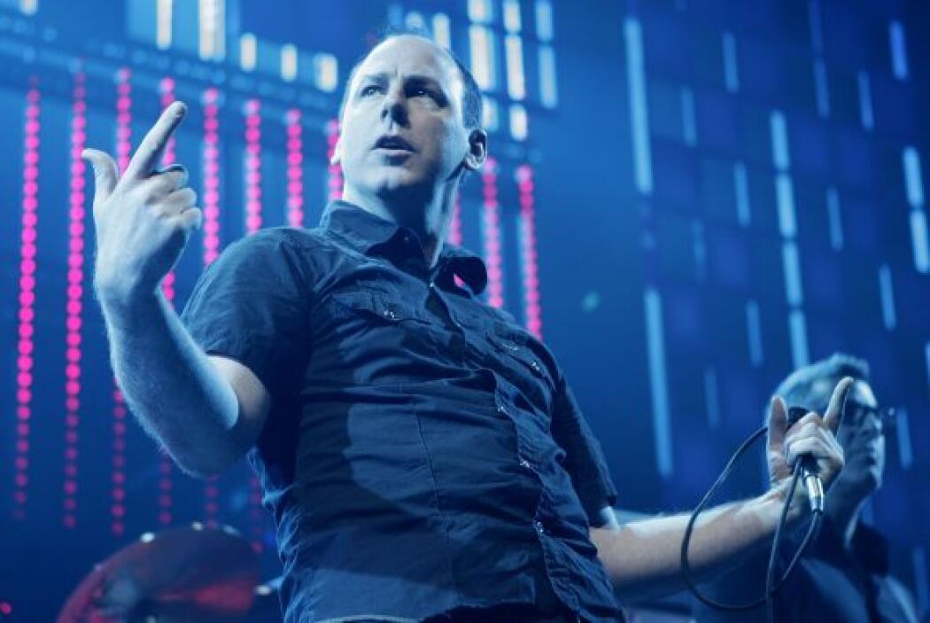 Greg Graffin, cantante de la banda punk Bad Religion   A veces la realid...