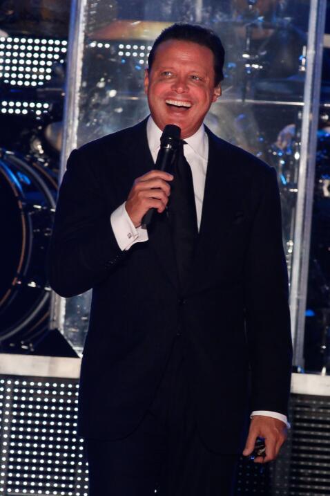 Luis Miguel 2015