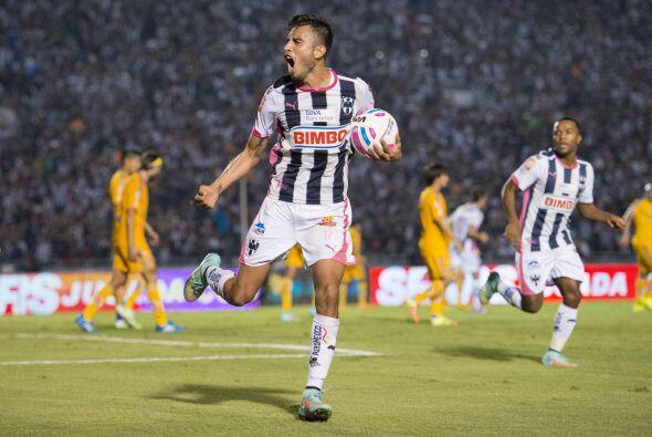Monterrey es uno de los equipos que tiene en sus manos la clasificación...