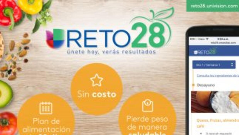 Para acceder a tu plan de alimentación semanal, debes acceder a Reto28.u...