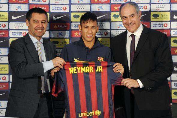 Se mostró la playera del futbolista, aunque aún se descono...